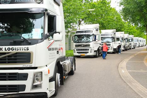 22ste editie Truckers Day Stiphout Helmond 2011