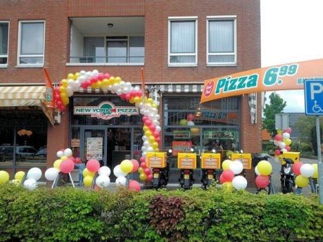 New york pizza helmond mierlo hout