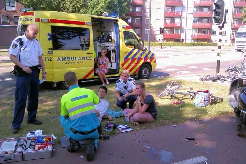 Helmond » Letsel bij ongeluk op Rembrandtlaan | De weblog ...