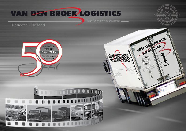 50 jaar bedrijf Van den Broek Logistics bestaat 50 jaar – De weblog van Helmond 50 jaar bedrijf