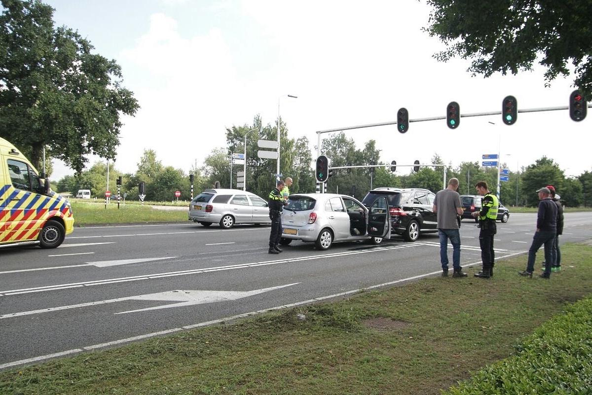 De weblog van Helmond » Gewonde na kop-staart-botsing (2 ...